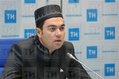 07.08.2019 Пресс-конференция о приемной кампании в Болгарской исламской академии (Султан Исхаков)