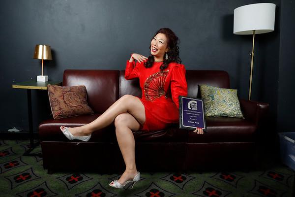 2019 Dorothy and Richard E. Sherwood Award Recipient Kristina Wong