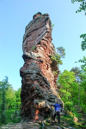 Crag Climbing