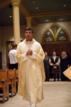 Wedding Ceremony at San Fernando Cathedral