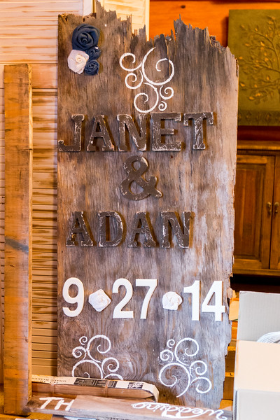 Adan and Janet's Wedding - Rehersal
