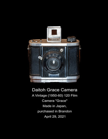 Grace Daitoh Camera