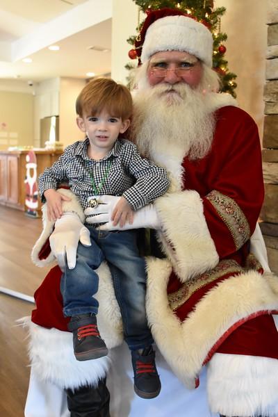 Brookstone 1 Santa Visit