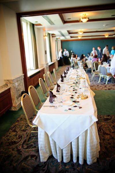 Morgan Wedding Luncheon