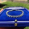10.50ctw Round Brilliant Diamond Tennis Bracelet 32