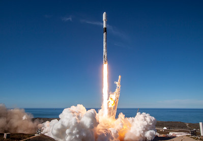 SpaceX Falcon 9 SSO-A Dec. 3, 2018