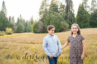 Etchegaray Family - 2021 Shaver Lake