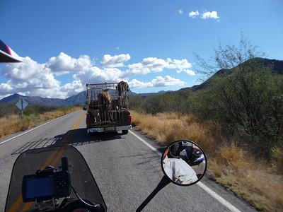 2008 Fall Mexico Ride