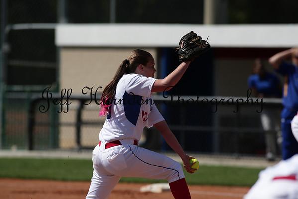 GA STATE Softball 3-24-12