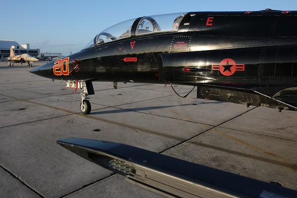 "US Navy F-5F ""Tiger II"", NAS Key West, 15Mar19"