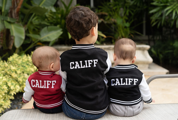 Califf Family 2019