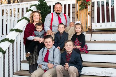 Josh & Karla Family Christmas 2019