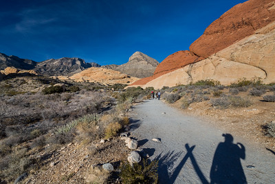 Red Rock Canyon NCA - Las Vegas, NV