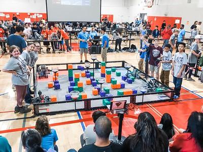 Space City VEX Robotics Tournaments