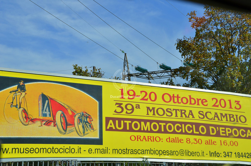 Motorcycle Swap Meet - Pesaro, Italy