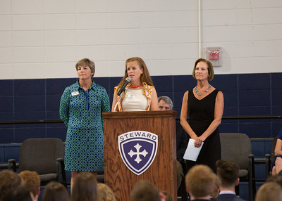 Convocation and Honor Code Signings