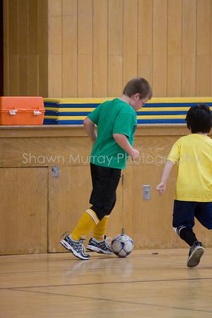 Bradford Youth Soccer 4-25-09: Italy vs. Germany