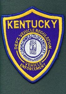 Kentucky Vehicle Enforcement