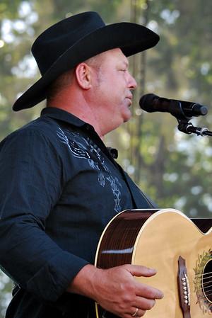 John  Michael Montgomery Concert - 2012