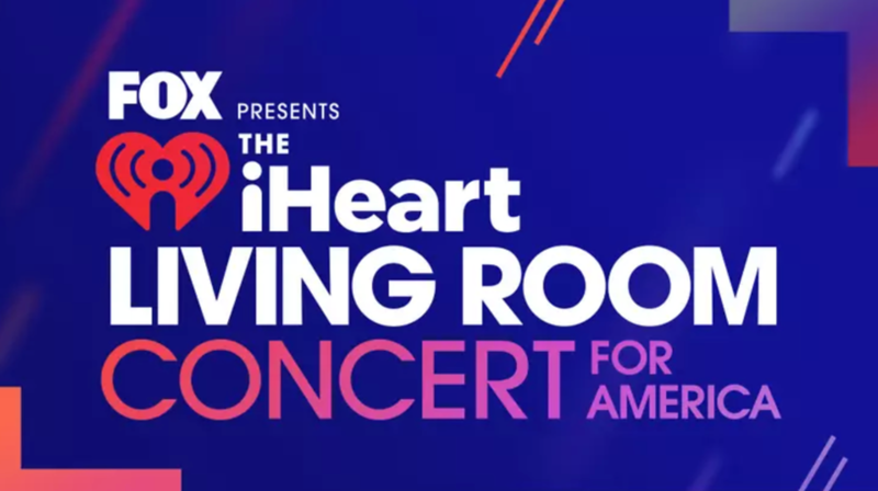 How to Watch the iHeartRadio Living Room Concert For America