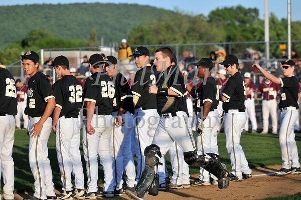 Berks Catholic VS Governor Mifflin Baseball 2011 - 2012