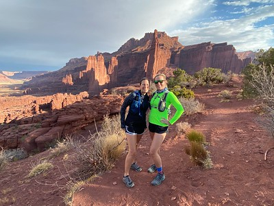Moab Mindful Running Retreat October 22 -25, 2020