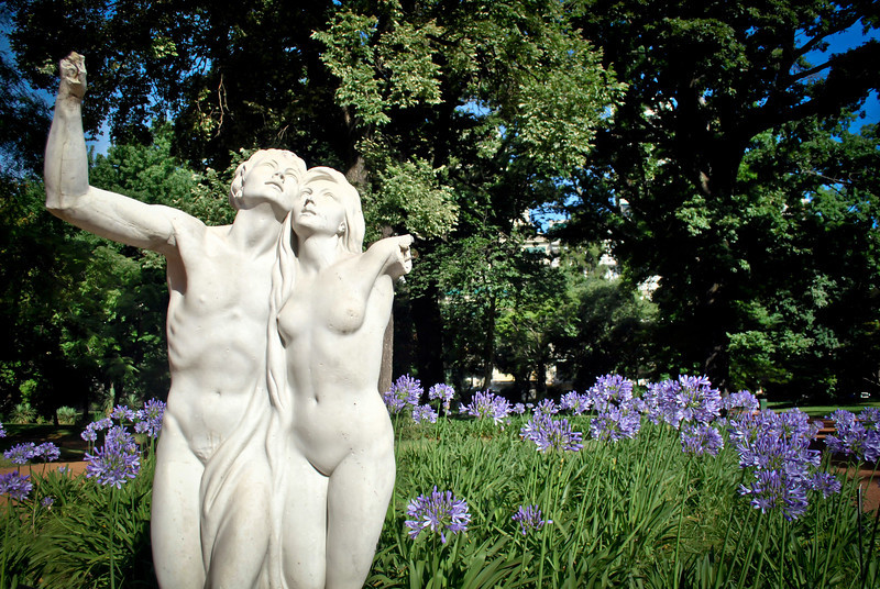 Botanical Gardens, Palermo