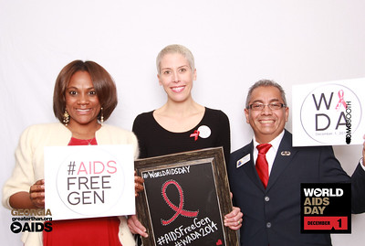 2014.12.01 World Aids Day with Greater Than AIDs