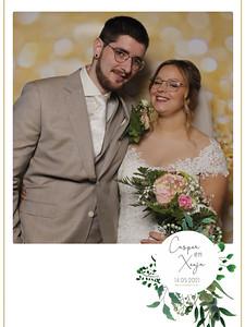Bruiloft Casper en Xenja