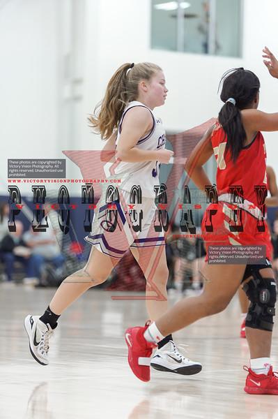 Chantilly (VA) Girls Varsity Basketball 12-13-19 | She Got Game