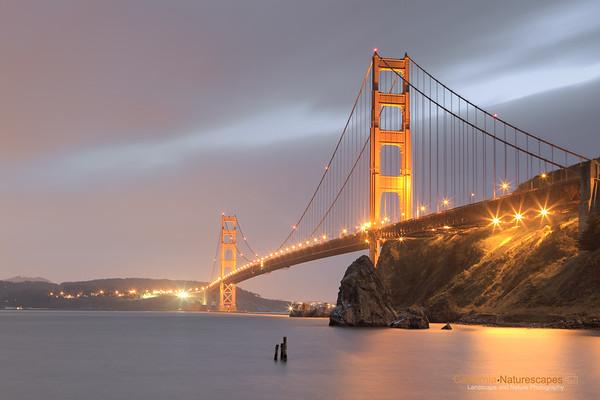 California: Golden Gate Bridge