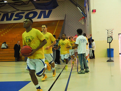 Boys Varsity Basketball 1/28/14