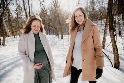 Anne-Marie & Maude