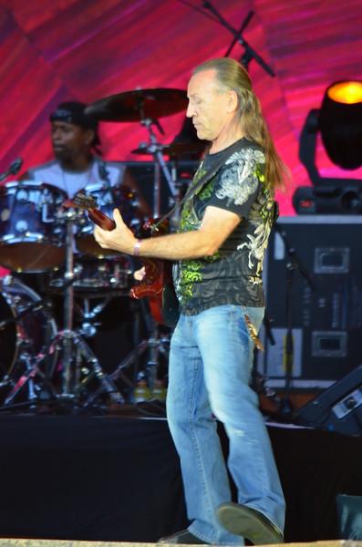 Mark Farner (Formerly of Grand Funk Railroad) at Boston's Hatch Shell, 21 July 2012