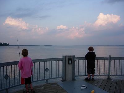 Lac St Pewey 2006