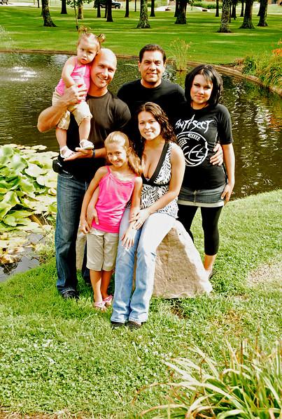 THE VINSON FAMILY