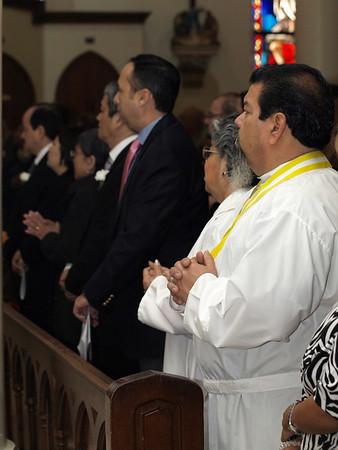 2014 25th & 50th Wedding Anniversary Mass