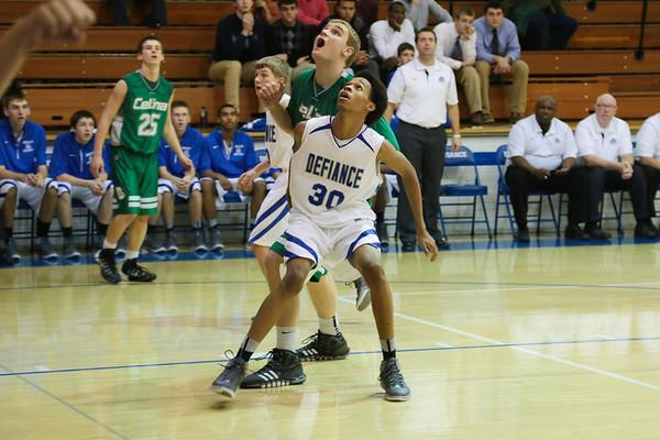 DHS Basketball 01-10-2014