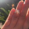 1.59ct Round Brilliant Diamond Ring GIA J SI1 18