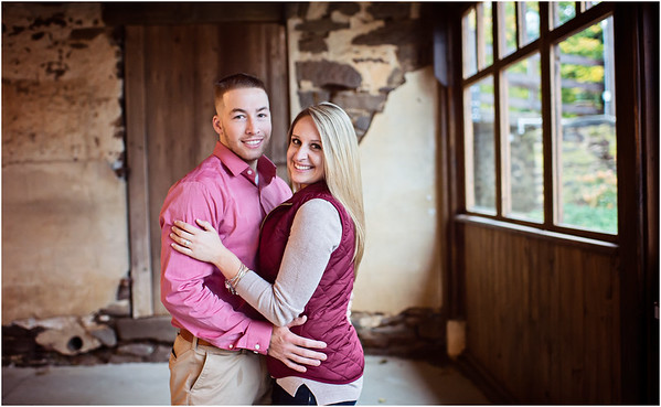 Gabbie and Todd - Engagement Session