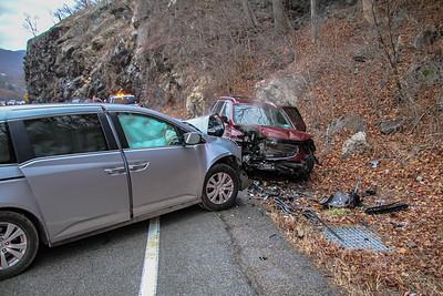 3-21-19 MVA With Injuries, Bear Mountain Bridge Road
