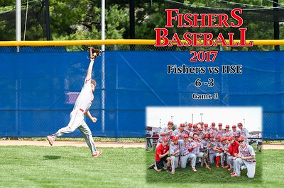 Fishers vs HSE Gm 3 - Varsity