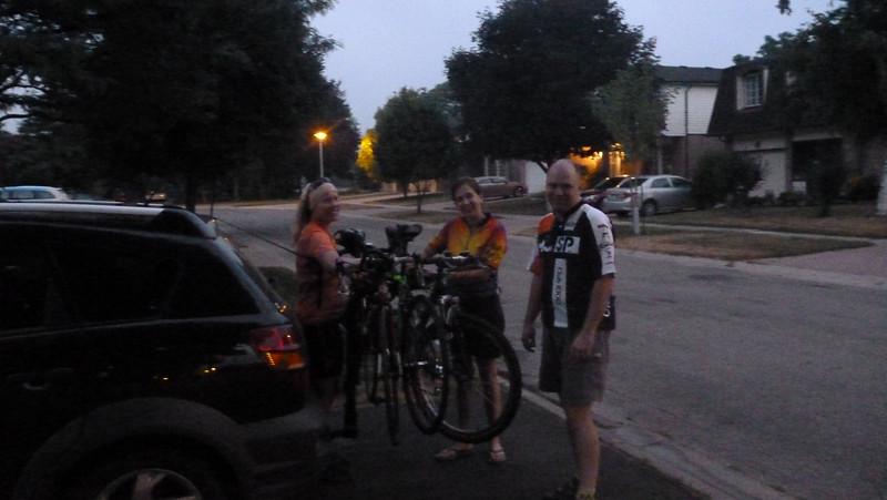 MS Ride 2011