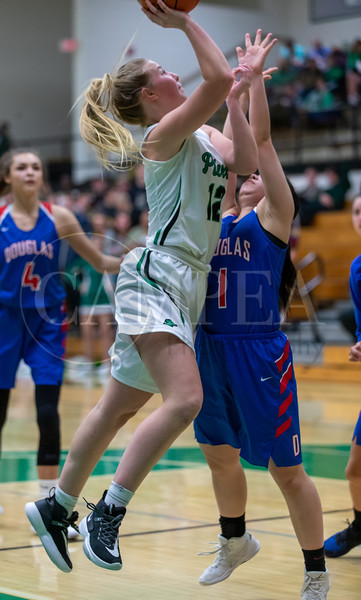 Governor Girls vs Douglas - Jan 21 2020