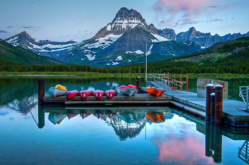 Dock Canoe HDR.jpg