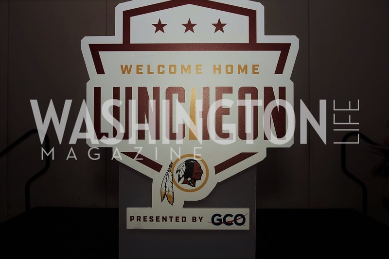 Photo by Yasmin Holman. Washington Redskins Lunch. Washington Hilton. 08.28.19