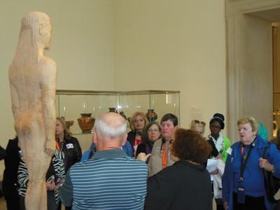 2013 Metropolitan Museum of Art Trip