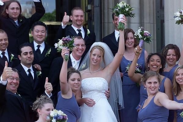 Erin & Marks Wedding/Richmond VA