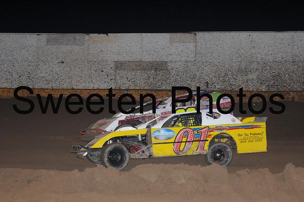 Hendry County 8-1-09 - Open Wheel Mods