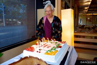2012 Helen Chun's 90th Birthday Party